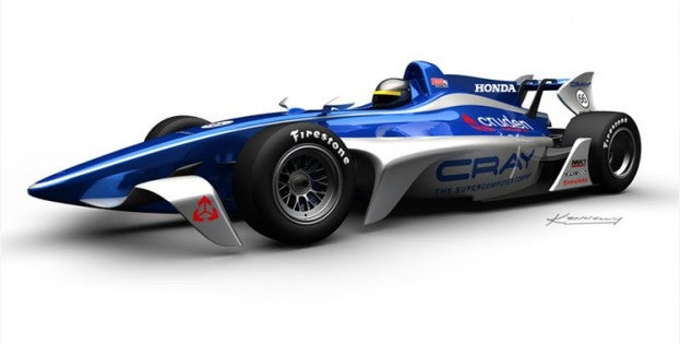 Swift Route-66 project IndyCar Concept