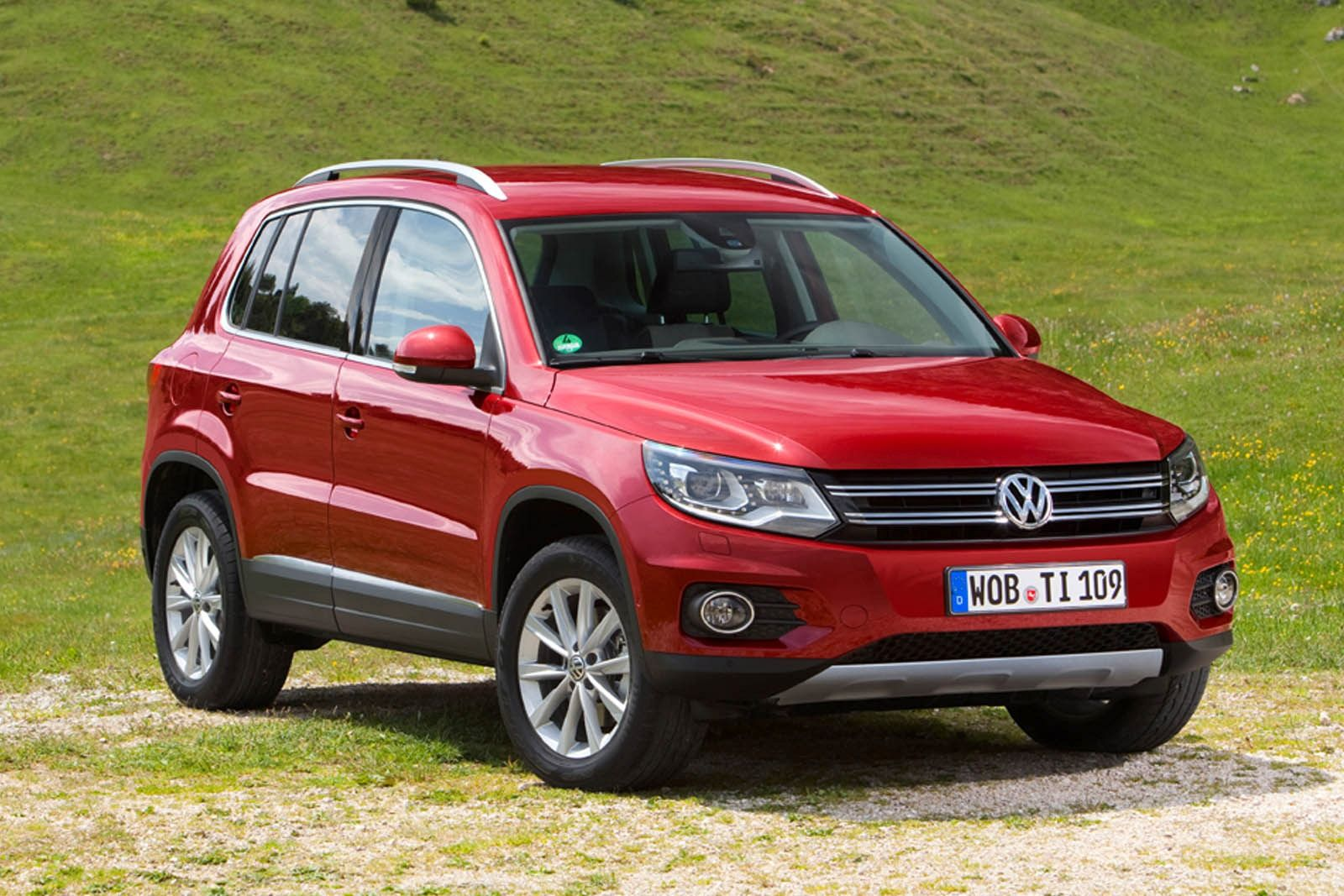volkswagen tiguan se motion review