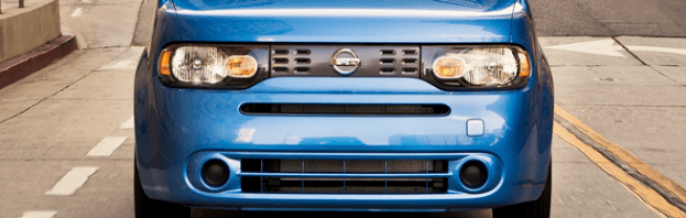 Nissan Cube front