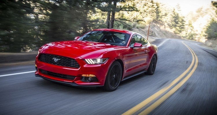 ford mustang ecoboost faking interior engine noise