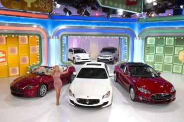 Dream Car Week Revs up on The Price is Right 22