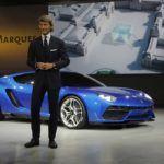 Lamborghini Asterion LPI 910 4 CEO