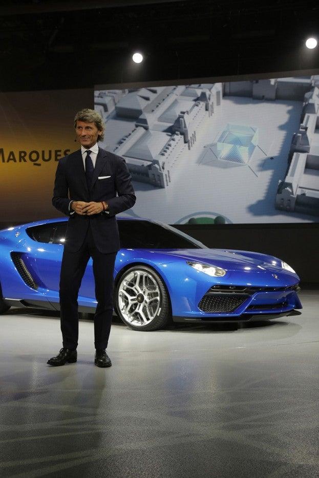 Lamborghini Asterion LPI 910-4 CEO