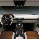 Lamborghini Asterion LPI 910 4 interior