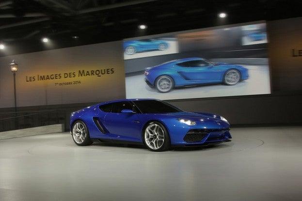 Lamborghini Asterion LPI 910-4 reveal