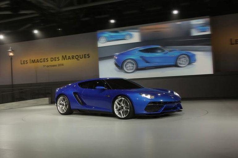 Lamborghini Asterion LPI 910 4 reveal