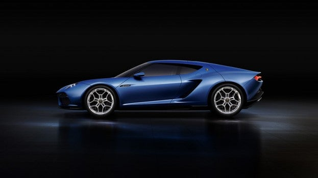 Lamborghini Asterion LPI 910-4 side