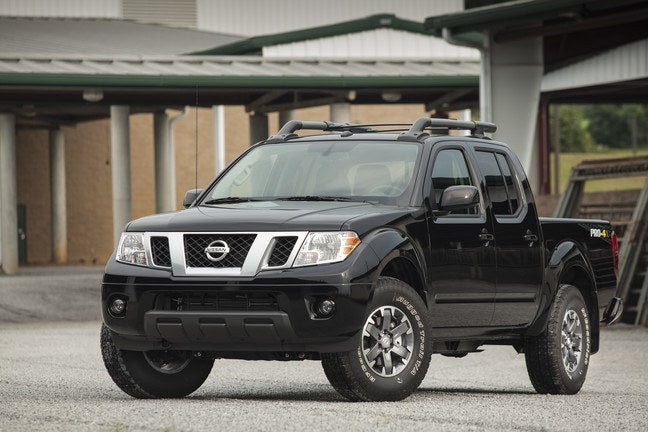 Nissan Frontier Pro 4x >> 2015 Nissan Frontier Pro 4x Review