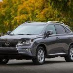 2015 Lexus RX 350 AWD Review