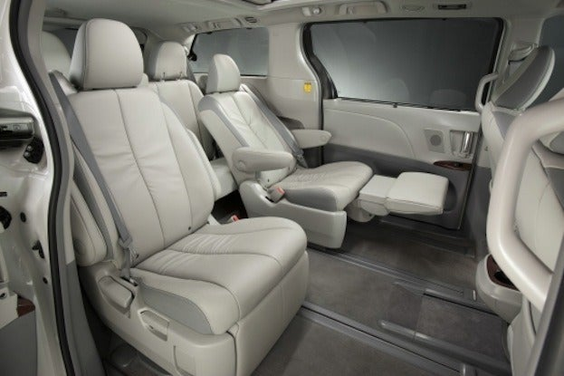 2014 Toyota Sienna Limited 3.5L AWD Review