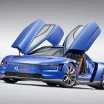 VW XL Sport Concept FQ open