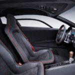 VW XL Sport Concept interior