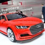 Audi is Cooking with Gas at the 2014 Paris Motor Show