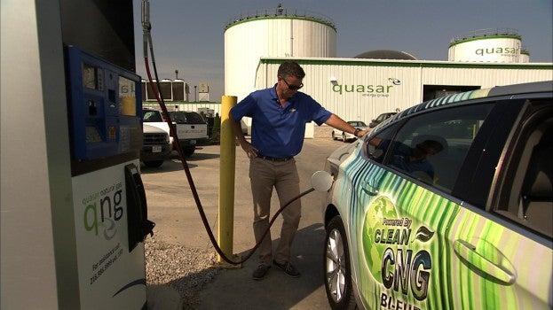 CNG vs Gasoline
