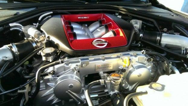 Nismo GTR engine