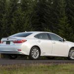 2014 Lexus ES 300h 8