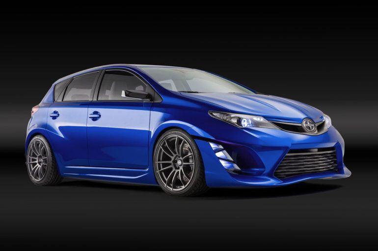 2014 LAAS Scion iM Concept Front