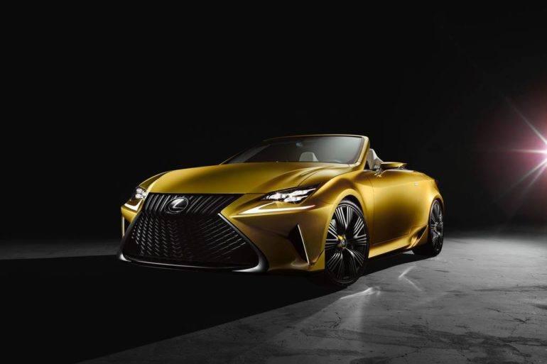 2014 LA Auto Show Lexus LF C2 Concept 003