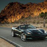 2015 Chevy Corvette Stingray Convertible 1