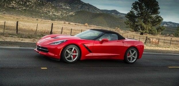 2015 Chevrolet Corvette Stingray Convertible Review
