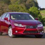2014 Lexus ES 300h Hybrid Review