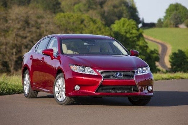 2014 lexus es 300h hybrid review. Black Bedroom Furniture Sets. Home Design Ideas