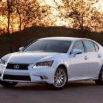 2014 Lexus GS 450h front