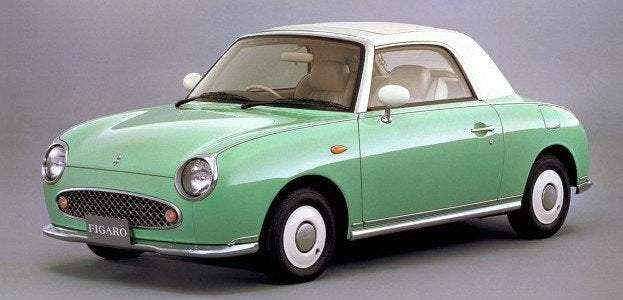 Crazy Cars Deemed Too Strange for American Consumption: Part One
