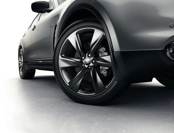 2015 Infiniti QX70 wheel
