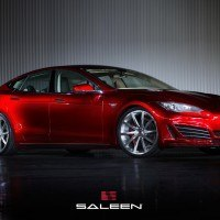 2015 Saleen Tesla ST Model S