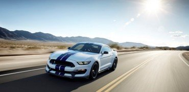 Shelby GT350 370x180 - Ford Unveils the Next Snake: the Shelby GT350 Mustang