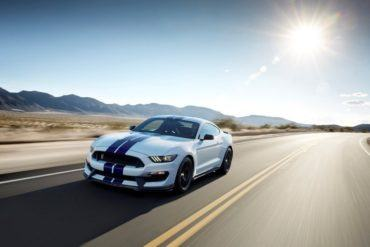 Ford Unveils the Next Snake: the Shelby GT350 Mustang 23
