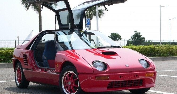 Mazda Autozam AZ-1 Doors