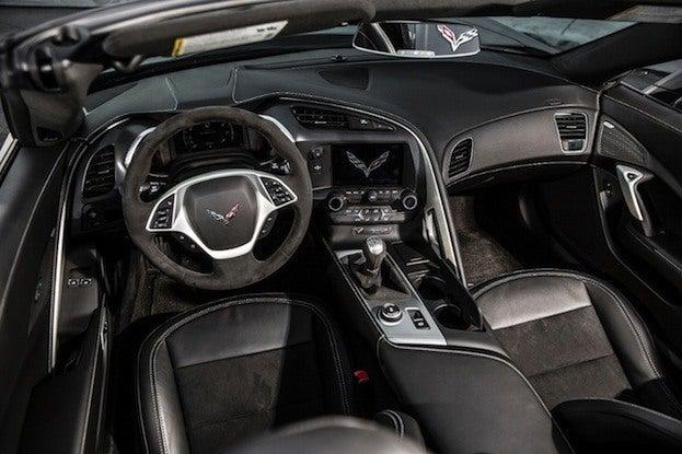 2015 Chevrolet Corvette Interior