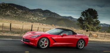 2015 Corvette Stingray Convertible