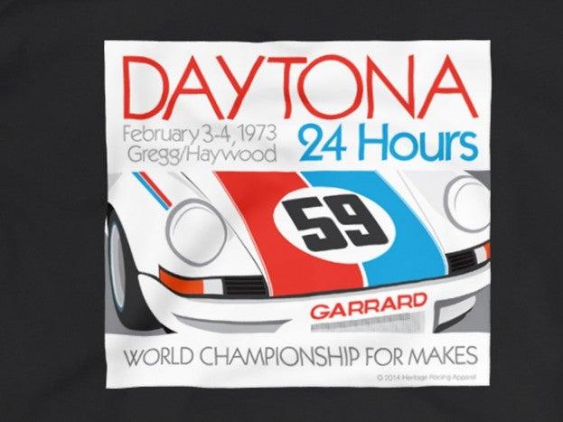 1973 Daytona 24 Hours shirt