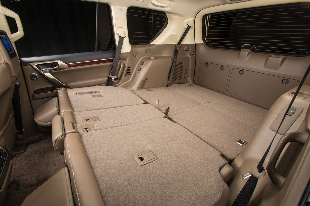 2014 Lexus GX 460 12