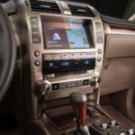 2014 Lexus GX 460 center console