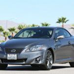 2014 Lexus IS 350C silver