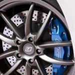 2014 Lexus IS 350C wheel