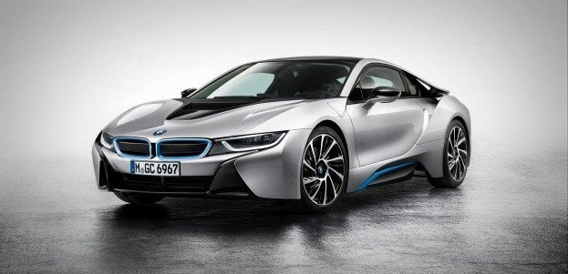 Three New BMWs: The Pig, the Leopard, and the Shark