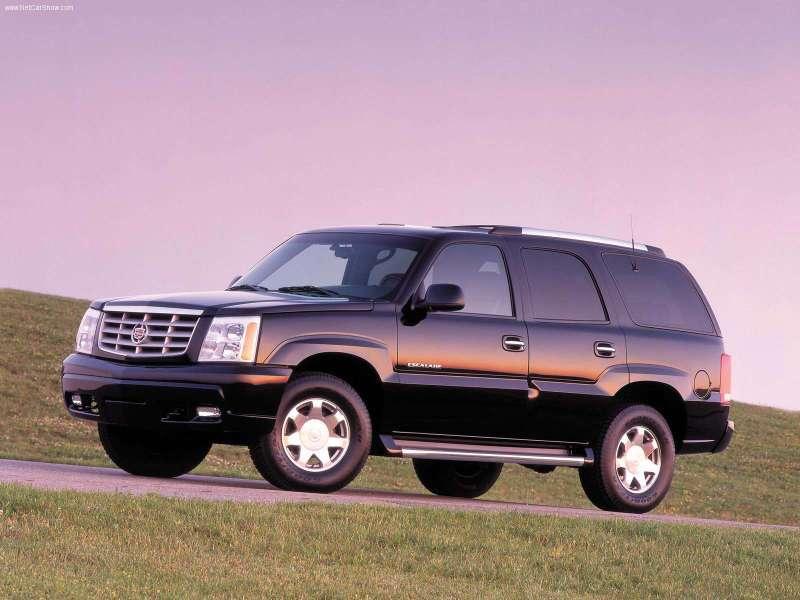 Cadillac Escalade Lineage Secrets