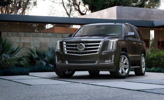 Cadillac Escalade 2015 Front