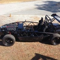 Exocet with 525hp LS3