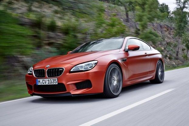 BMW M6 Quarter