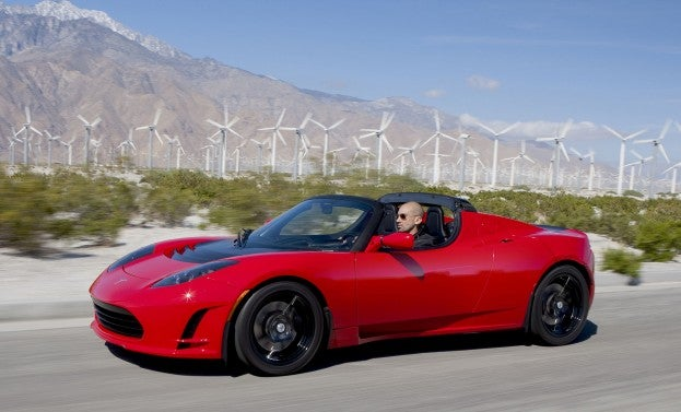 Roadster 2.5 Windmills