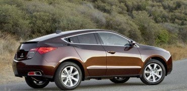 2010 Acura ZDX 370x180 - What Is With All These Quasi-SUV Hatchback Cars?