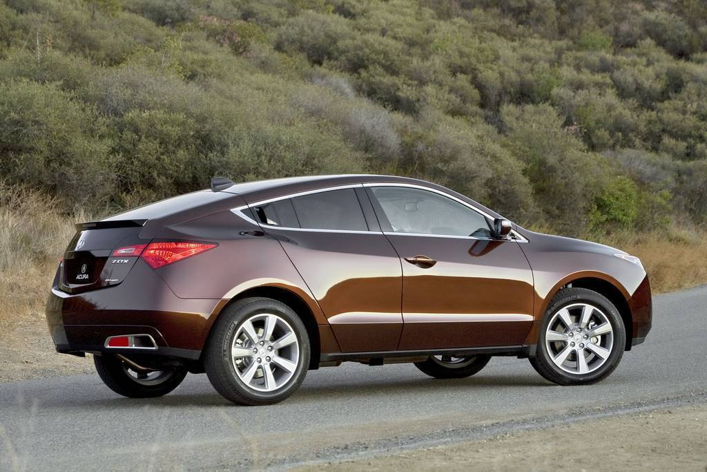 What Is With All These Quasi-SUV Hatchback Cars?? Acura X on