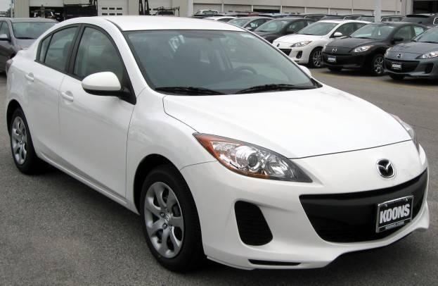 2012 Mazda3 iSport