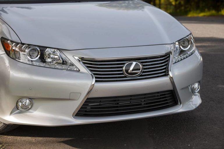 2015 Lexus ES 350 6